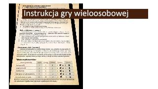 Szewce<br>nowe zasady gry